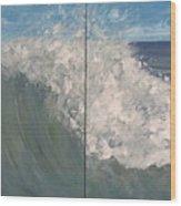 Breaker Ll Wood Print