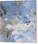 Breaking Storm Wood Print