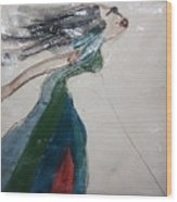 Brenda - Tile Wood Print