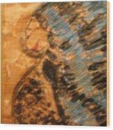Brenda -tile Wood Print
