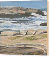 Bretagne 2 Wood Print