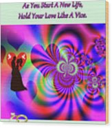 Brian Exton Heart Of Hearts  Bigstock 164301632  231488 Wood Print