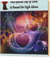 Brian Exton Love River  Bigstock 164301632     2991949 Wood Print