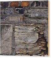Bricks And Blocks Wood Print