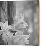 Bridal Bouquet Wood Print