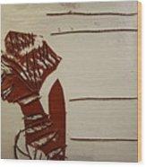 Bride 1 - Tile Wood Print