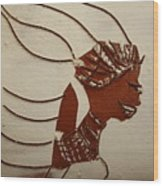Bride 12 - Tile Wood Print