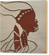Bride 2 - Tile Wood Print