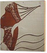 Bride 3 - Tile Wood Print