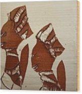Brides Await - Tile Wood Print