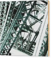 Bridge 1.0 Two Wood Print