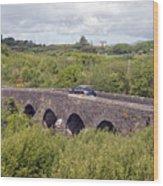 Caragh Bridge Near Killorglin Wood Print