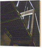 Bridge No 2 Wood Print