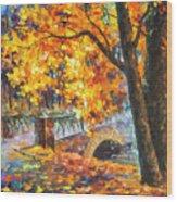 Bridge Of Inception  Wood Print