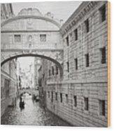 Bridge Of Sighs 5346-2 Wood Print