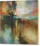 'bridge To Eternity' Wood Print