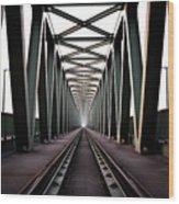 Bridge Wood Print