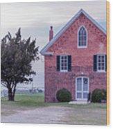 Bridgetown Historical United Methodist Church Wood Print