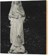 Bright Angel Wood Print