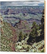 Bright Angel Trail Wood Print