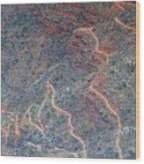 Bright Angel Trail II Wood Print