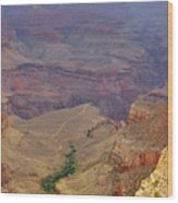 Bright Angel Trail Wood Print
