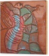 Brightspot - Tile Wood Print