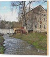 Brightwell's Mill 3 Wood Print
