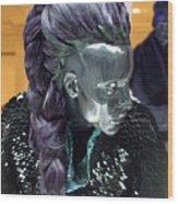Brigitte 2 Wood Print