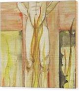 Brimstone Wood Print