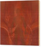 Bringer Of The Flames Wood Print