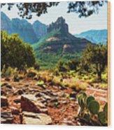 Brins Mesa 07-196 Wood Print
