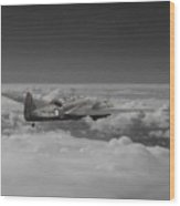 Bristol Blenheim - 'night Stalker' Wood Print