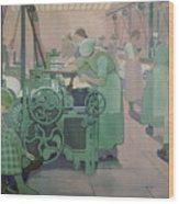 British Industries - Cotton Wood Print