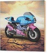 Britten V1000 1995 Desert Wood Print