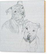 Brittney Wood Print
