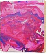 Broken Heart Transplant Wood Print by Bruce Combs - REACH BEYOND