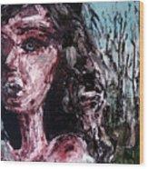 Brontean Heroines Wood Print