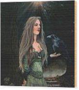 Bronwyn Wood Print