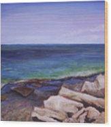 Bruce Peninsula Wood Print