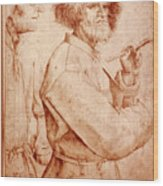 Bruegel: Painter, 1565 Wood Print