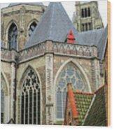Bruges 26 Wood Print