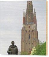 Bruges 33 Wood Print