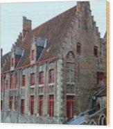 Bruges 5 Wood Print