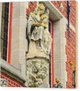 Bruges Detail 1 Wood Print