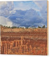 Bryce Canyon 27 - Sunset Point Wood Print