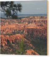 Bryce Canyon II Wood Print