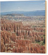Bryce Canyon National Park 1 Wood Print