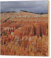 Bryce Canyon National Park Wood Print