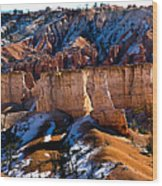 Bryce Canyon N.p. Wood Print